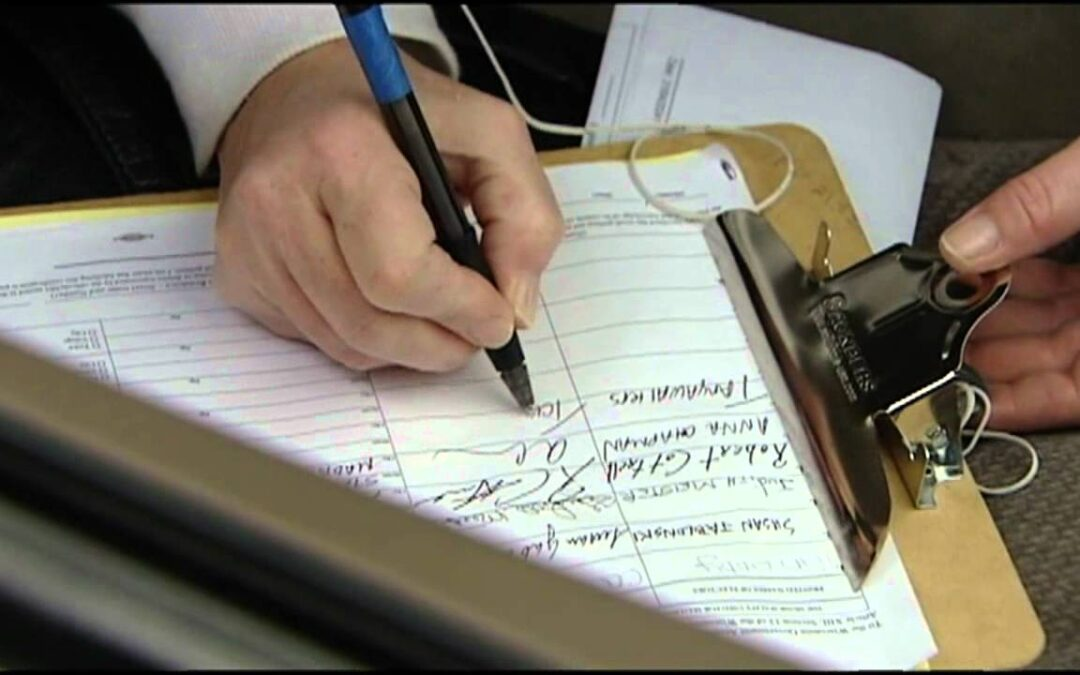 Initiative Groups File Lawsuit to Allow for Online Signature Collection